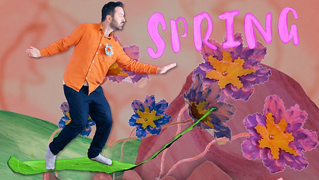 Tom Rosenthal - Spring (Official Video)