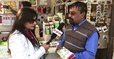 Delhi Haat Interview