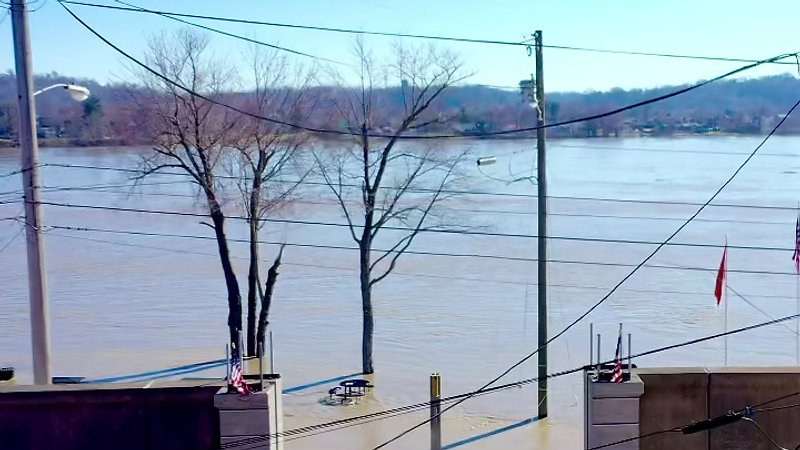 Catlettsburg KY Flood 2021
