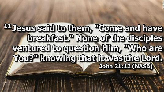 (4-4-21) Resurrection Sunday