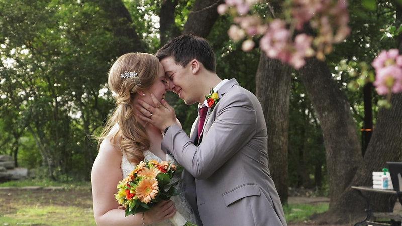 Alicia and Liam