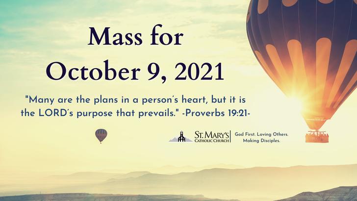 October 9, 2021