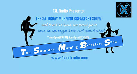 The Saturday Morning Breakfast Show