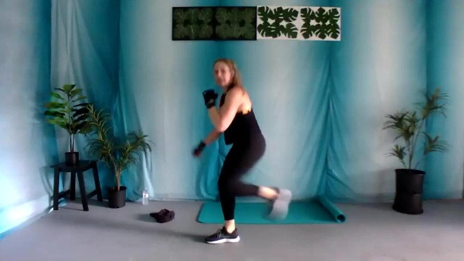 Kickboxing HIIT IT