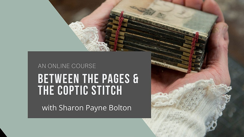 Between the Pages and The Coptic Stitch