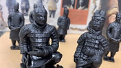3D 打印(3D printing)體驗之兵馬俑模型製作