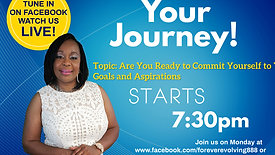Are You Ready to Commit to Your Goals and Aspirations