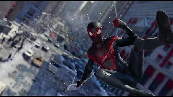 "My version of SpiderMan ""Miles Morales"" trailer"