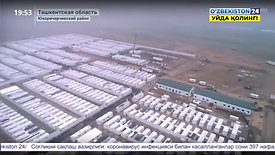 Quarantine Camp Uzbekistan