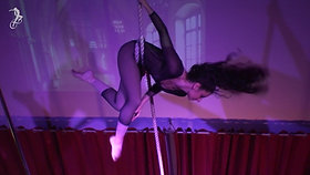 Charlly Tainted Virtue Rope Act