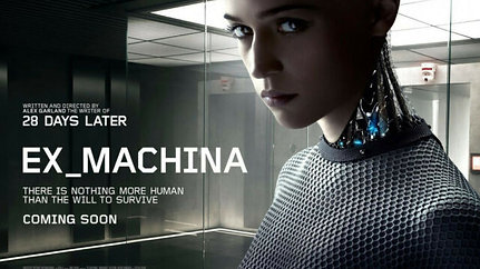 Ex Machina - VFX breakdown