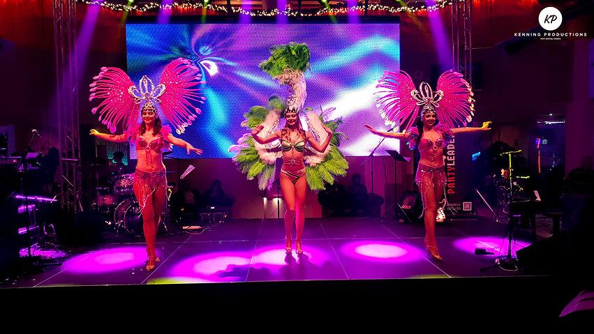 Taneční představení a show