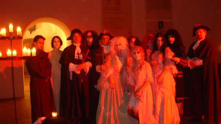 Horror párty