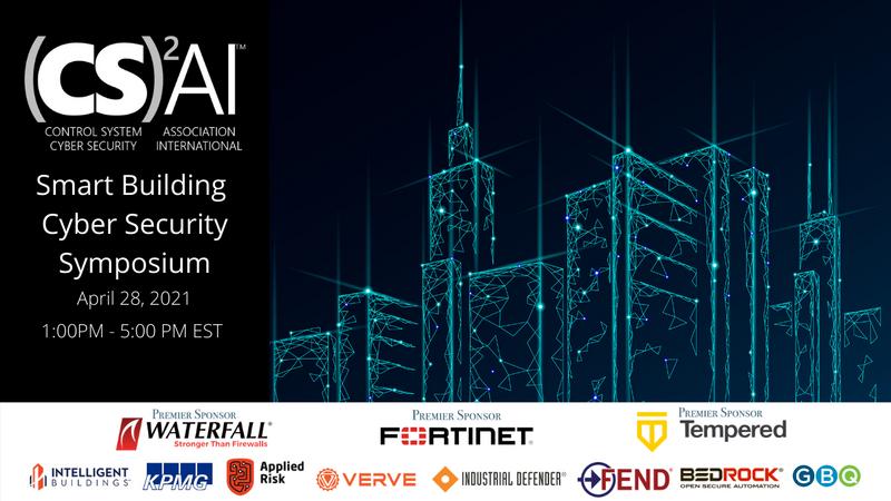 2021 Smart Building Cyber Security Symposium