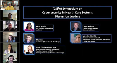 Part 2 - Cyber Security in Health Care