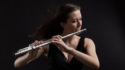 Carl Reinecke: aus dem Flötenkonzert D-Dur Op 283: 2. Satz, Lento e mesto