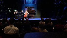 Bohuslav Martinu: Trio für Flöte, Cello und Klavier, 1. Satz