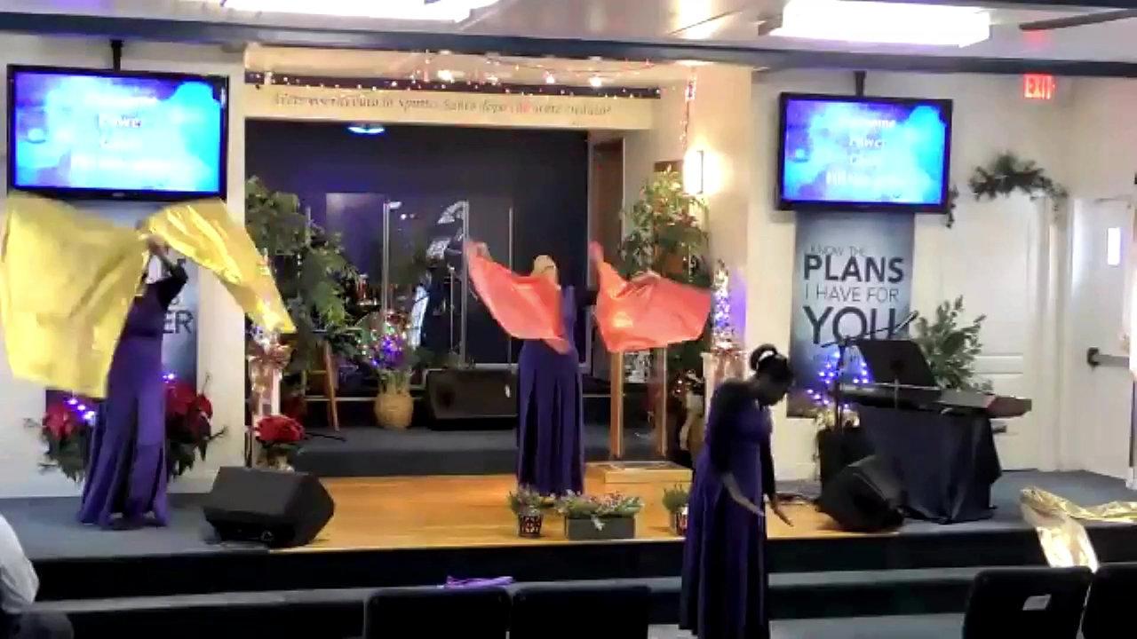 Worthy - Praise Dance
