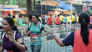 Delhi's Gas Chamber Marathon