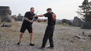 Espada y Daga disarm 2