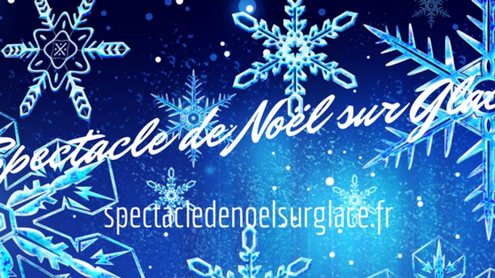 Spectacle de Noël Sur Glace