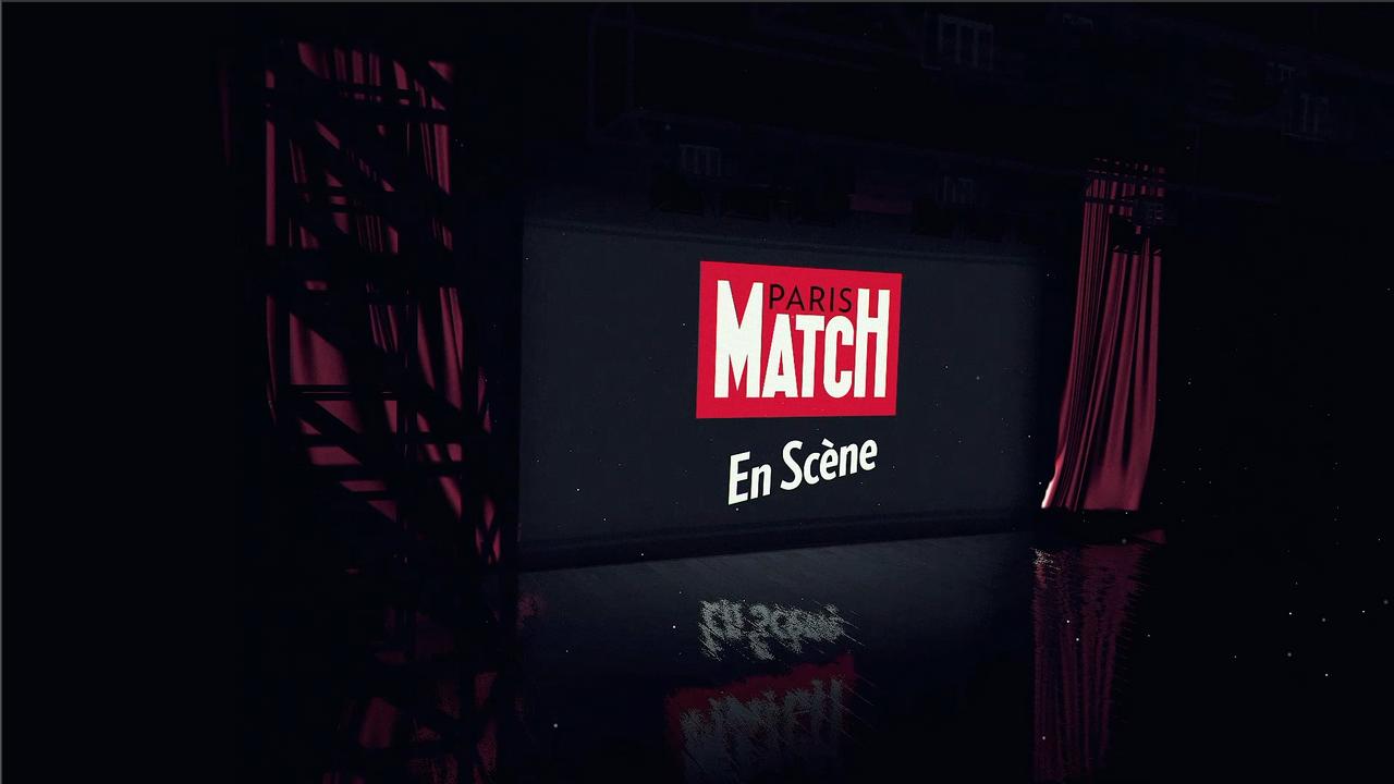PARIS MATCH en scene