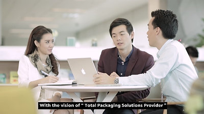 Packaging Business in SCG - Passion for Better