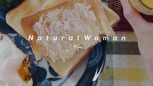 J-RU - Natural Woman [Official Video]