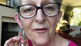 Caroline, founder member & flute player