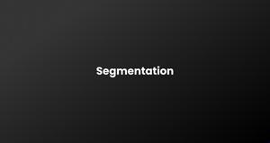 Engagement: Segmentation