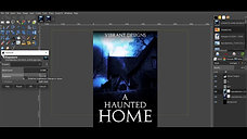 A HAUNTED HOME (ADVANCED COVER)