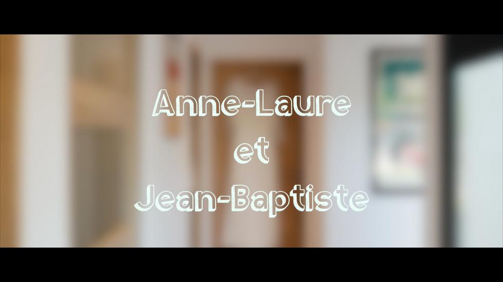 Film de mariage d'Anne-Laure et Jean-Baptiste B.