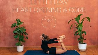 Let it Flow - Heart Opening Core