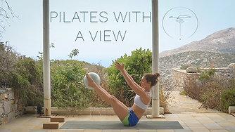 Full Pilates Class - Amorgos