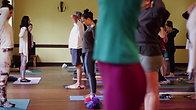 Hatha Vinyasa Yoga por Camila Reitz