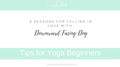 Yoga For beginners - Downward facing dog