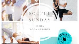 Soulful Sunday 40Min Yoga session