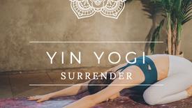 Yin Yoga Online class