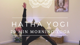 20 Minute Morning Yoga