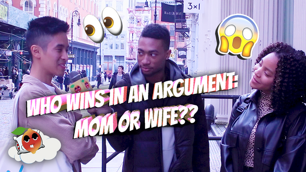 Who is Right in an Argument Mother or Wife? PICK A SIDE! | LIVE! Predawn Thoughts