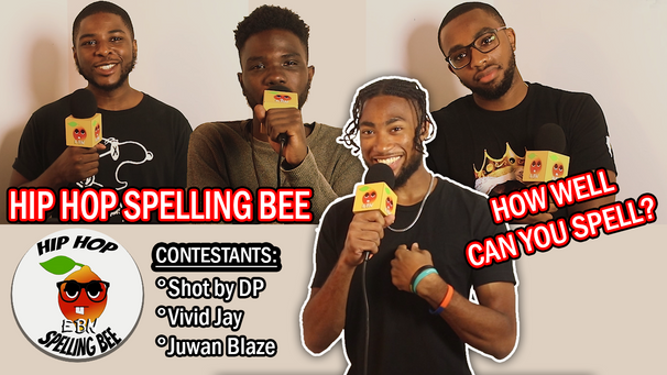 Hip Hop Spelling Bee: Shot by DP, Vivid Jay & Juwan Blaze