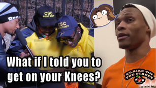 What if I told you to get on Your Knees?