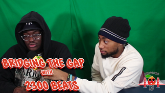Bridging the Gap with 2300 Beats