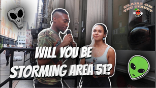 Will you be Storming Area 51?