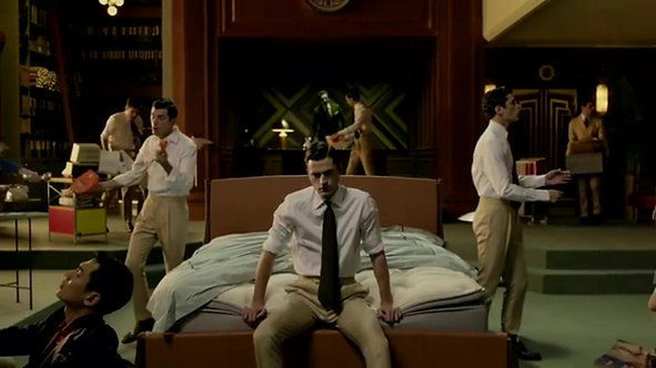 Britishome Bedding Oficial Video