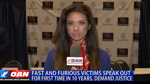 Fast and Furious Victims Speak Out : CHANEL RION REPORTS