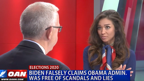 Biden falsely claims Obama admin. was free of scandals and lies