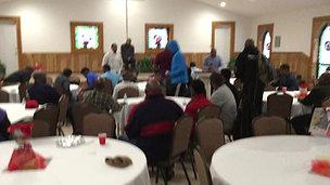 Men Gathering