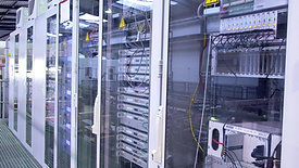 Hochkomplexe Detektoren für die Protonentherapie