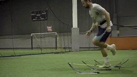 Professional Lacrosse Steve Brooks